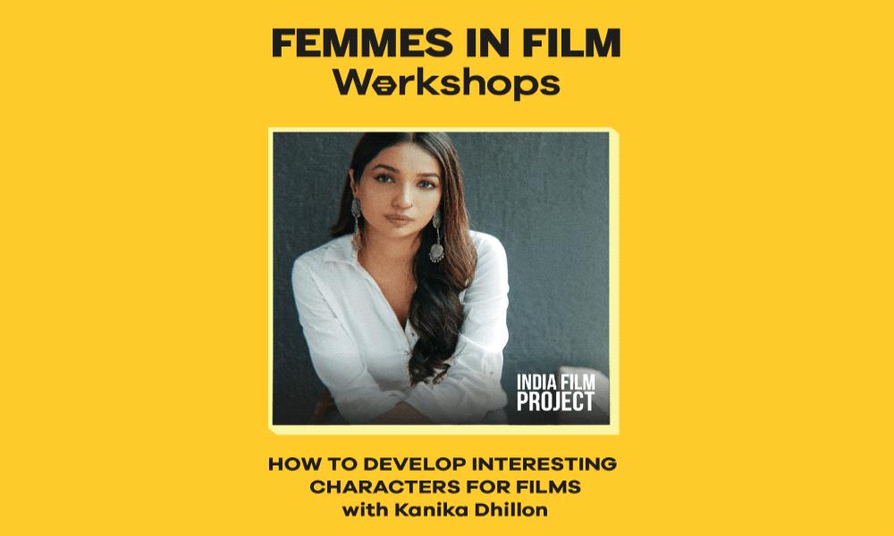 Femmes in Film Workshops