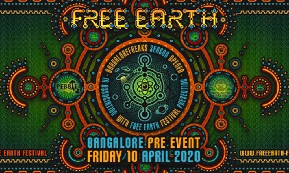 Free Earth Festival Pre Event Bangalore