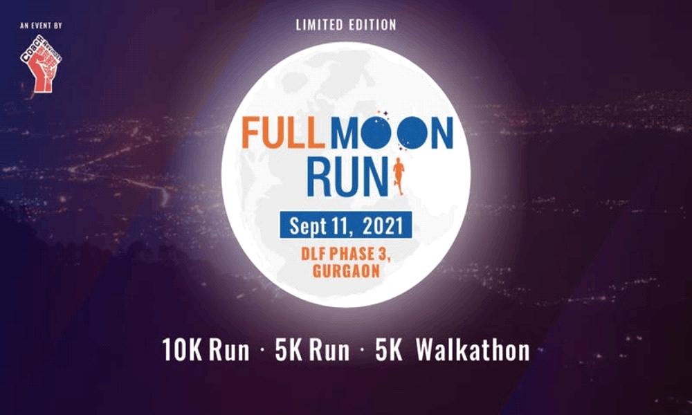 Full Moon Run Gurgaon