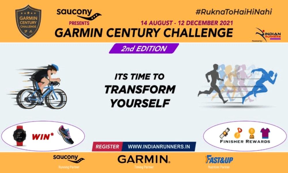 Garmin Century Challenge 2021 Pune