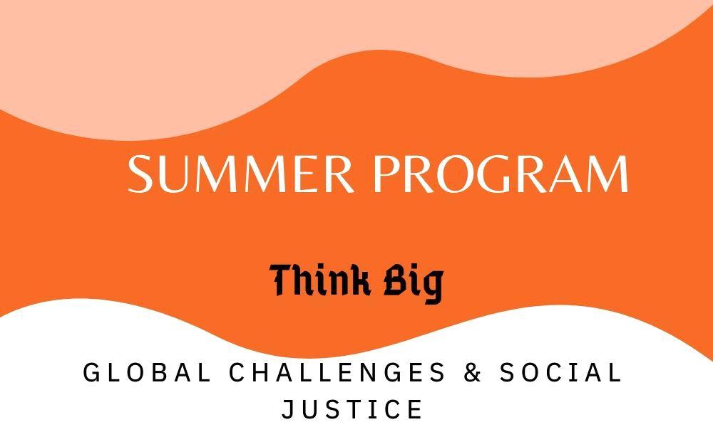 Summer Program: Global Challenges & Social Justice