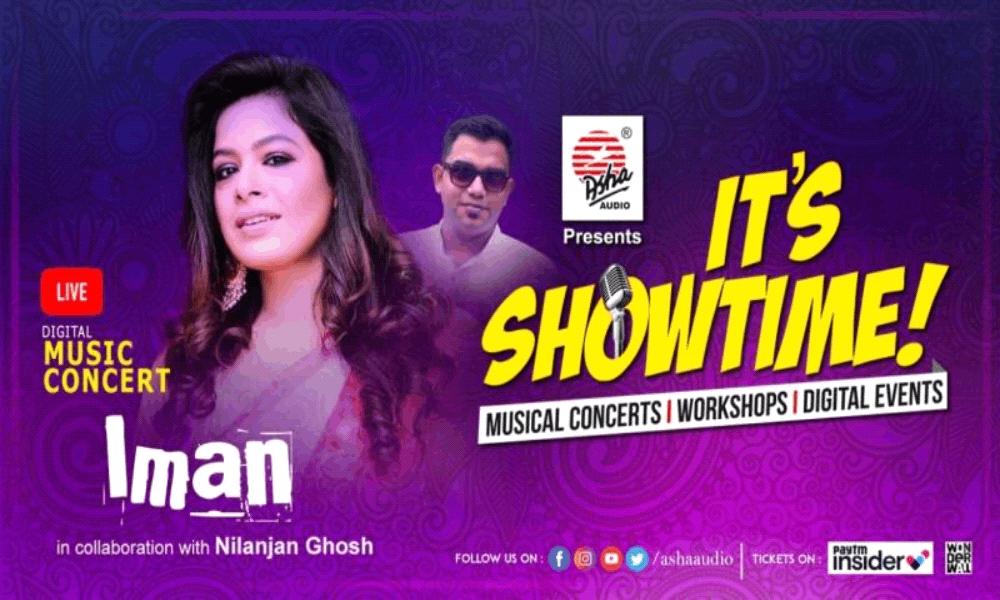 Iman Chakraborty - LIVE DIGITAL Musical Concert