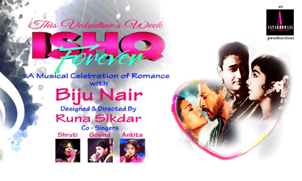 Ishq Forever-A Musical Celebration Of Romance