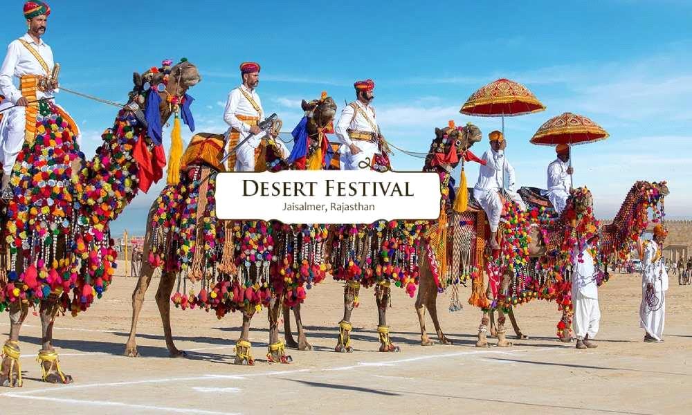 Jaisalmer Desert Festival 2021