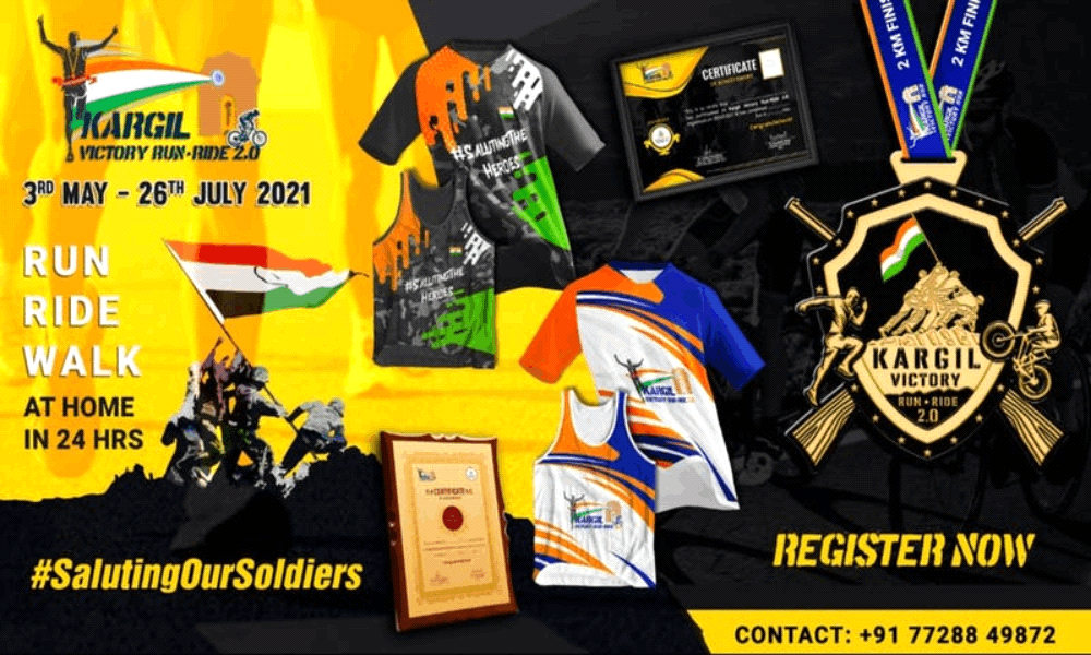 Kargil Victory Day Run Ride 2.0
