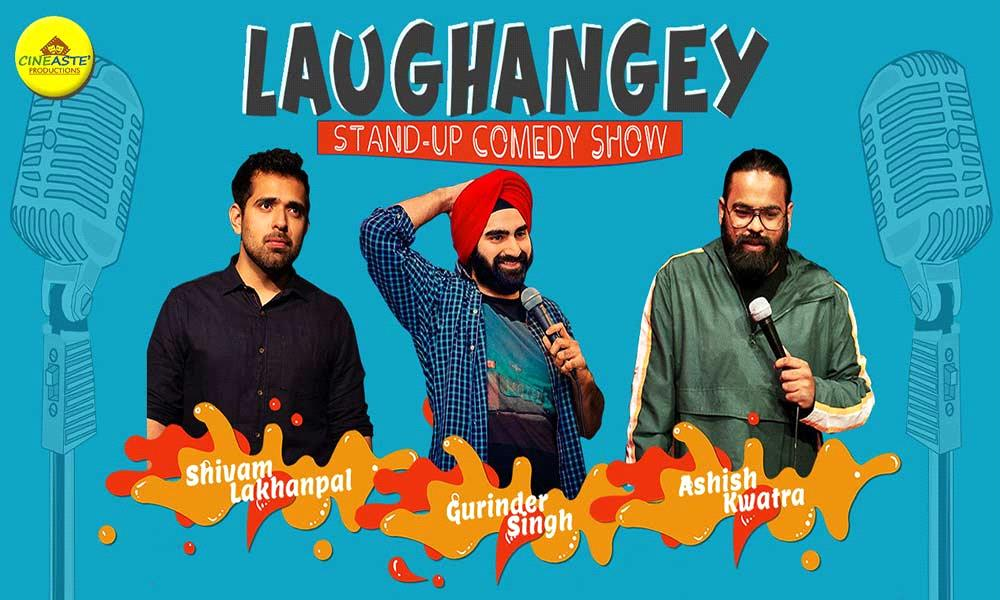 Laughangey - Stand-up Comedy Show