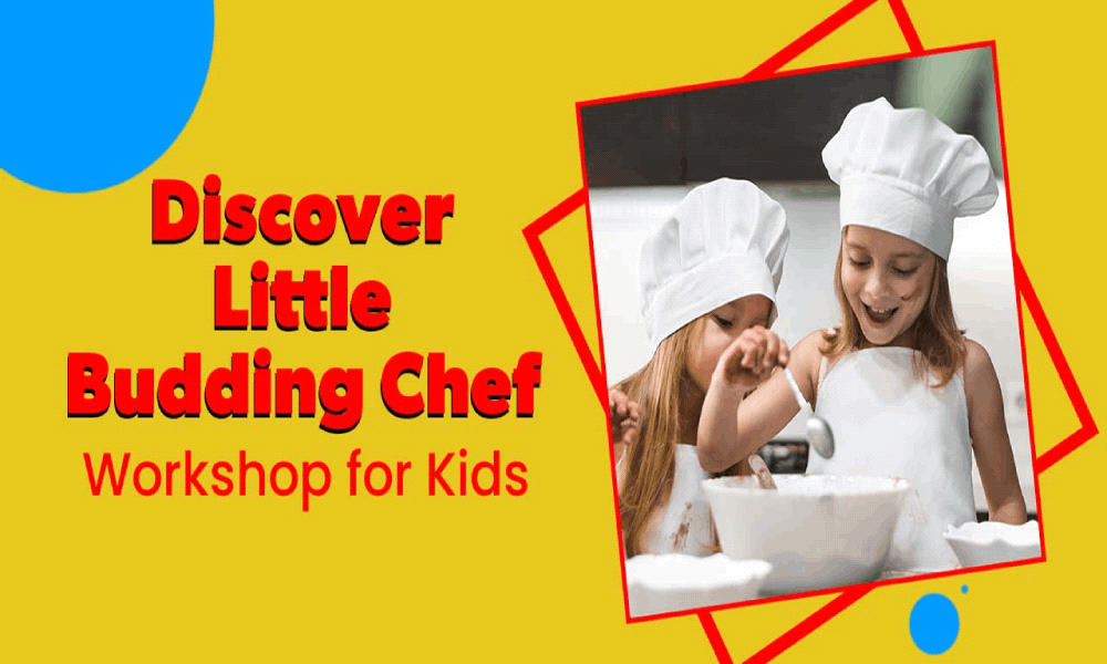 Discover Little Budding Chef