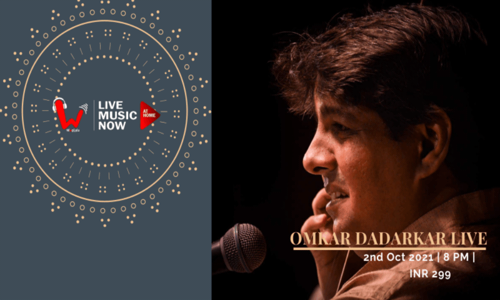 Omkar Dadarkar Live
