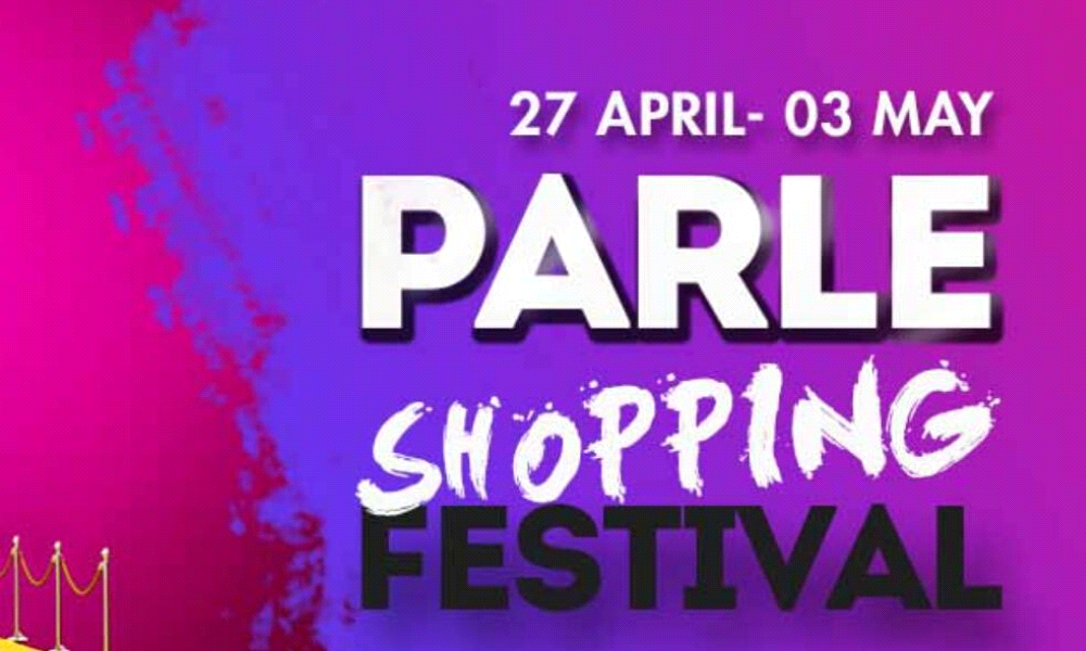 Parle Shopping Festival Mumbai - BookMyStall