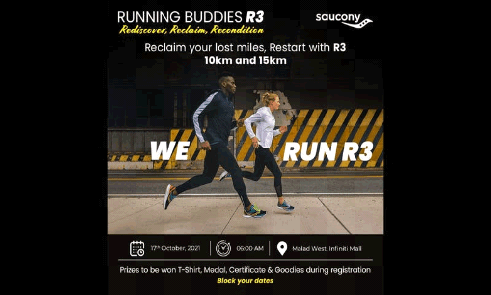 R3 Run - Hybrid Event
