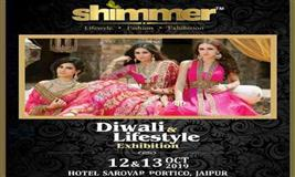 Shimmer- Diwali Lifestyle Exhibition at Jaipur - BookMyStall