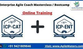 Enterprise Agile Coach Masterclass / Bootcamp - Weekend Batch