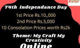 All India Craft Contest for Children