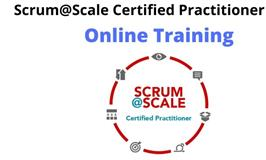Scrum at Scale Certified Practitioner Certification Online Training