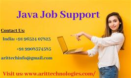 Java Job Support | Java Online Job Support-AR IT Technologies