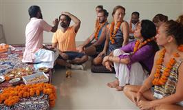 500 Hour Yoga Teacher Training Rishikesh