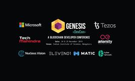 Genesis DevCon - A Blockchain Technology Conference