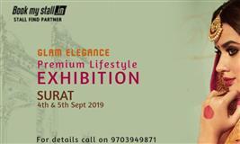 Glam Elegance - Premium Lifestyle Exhibition at Surat - BookMyStall