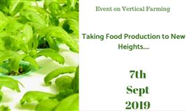 Vertical Farming - Taking Food Production to New Heights