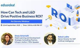 How Can Tech and L and D Drive Positive Business ROI?