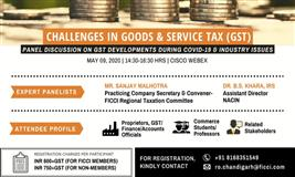 Challenges in Goods & Service Tax (GST)