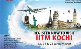 India International Travel Mart (IITM) Kochi 2020