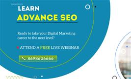 Advance SEO Course Online for Working Professionals