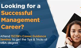 Looking for a successful management career?