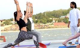 300 Hour Yoga Teacher Training Program in Rishikesh