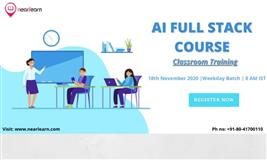 AI Full Stack Classroom Training Course in India