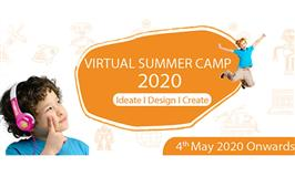 Virtual Summer Camp - Online Event for Robotics & Coding Camp
