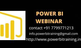 PowerBI Training In Hyderabad/PowerBI Training In Ameerpet