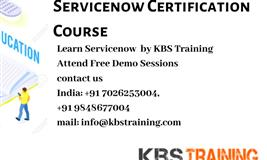 Attend ServiceNow Training Demo Session online