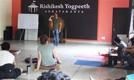 200 Hour Yoga Teacher Training in Rishikesh, India,2019 - 2020