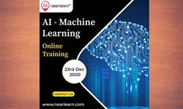 AI-Machine Learning Online weekday training in Bangalore