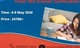 Live Virtual Class - Train The Trainer Certification