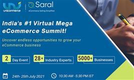 Saral 2021 - India's #1 Virtual Mega eCommerce Summit