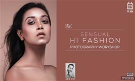 SENSUAL FASHION PHOTOGRAPHY WORKSHOP By ABIR ROY