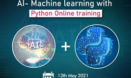 Machine Learning with python Online Training