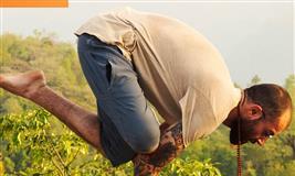300 Hour Yoga Teacher Training in Rishikesh Yogpeeth Abhayarnya, India.