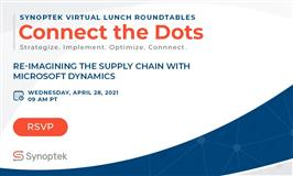 Connect the Dots: Re-imagining the Supply Chain with Microsoft Dynamics