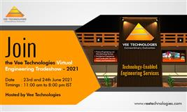 Vee Technologies Virtual Engineering Trade Show - 2021