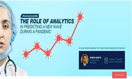 The Role of Analytics in predicting a new wave during a pandemic