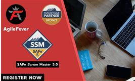 AgileFever |  SAFe Scrum Master 5.0  | Agile Certification | Training  | Virtual Classes | SSM |