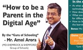 "Free Webinar on ""How to be a Parent in the Digital Age?"""