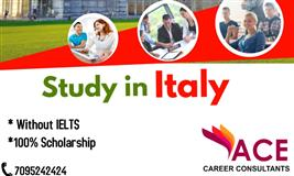 Fulfill Your Dream of Study In Italy