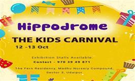 Hippodrome - The Kids Carnival at Udaipur - BookMyStall