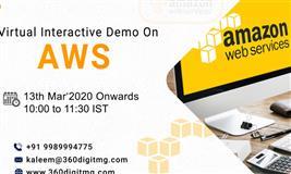 Virtual Interactive Demo On AWS