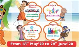 India's Best Online Summer Camp 2020 for Kids!