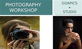Goapics Studio - Photography Workshop